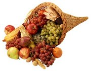 Cornucopia (the horn of plenty)