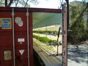 PodPonics is one existing proof-of-concept; it grows an acre's worth of food in a single 320 square foot (30m2) shipping container. Food produced in this way is local, fresh and delicious.