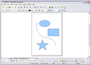 OpenOffice.org Draw(vector drawing)